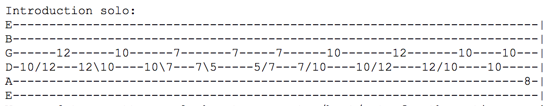 Guitar chords for better together